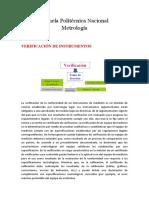 Verificación de Instrumentos Consulta #7