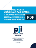 Upgrading NCs Bail System PJI