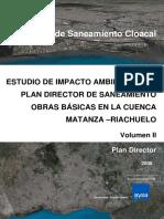 Estudio de Impacto Ambiental Aysa