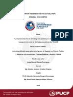 Oviedo Rodriguez Jorge Manuel Implementacion