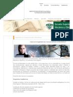 Ingeniería en Comunicaciones y Electrónica
