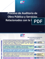Proceso de Auditora de Obra