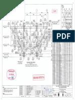 2014-4991!62!0002-PM Rev C3 ŸST-LQ Topside Elevation Truss Row B and B1 (Sht 1 of 2)_APP