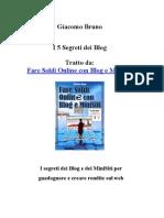 I Segreti dei Blog