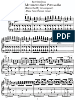 Petrushka Piano