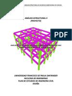 Proyecto Estructuras 2 2013