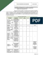 Rg-34-A-gcc - Acta Revisión de Documentos
