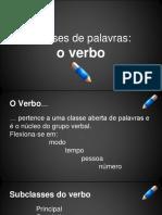 Classes de Palavras_ o Verbo
