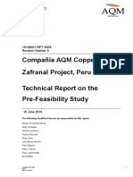 12 Report NI 43 101 Technical Report