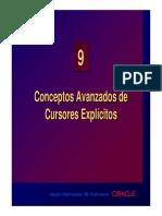 Conceptos Avanzados de Cursores Explícitos