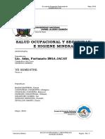 Gmin - Seguridad Minera Monografia