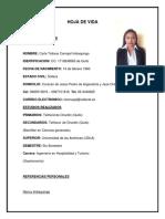 Carla Tatiana Carvajal Imbaquingo