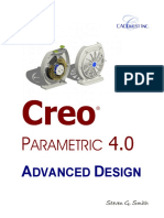 Creo Parametric 4.0 Advanced Design