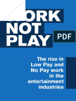 Low Pay Brochure