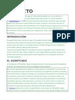 Antropologia La Pobreza en Venezuela