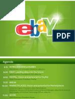 2009 Ebay Paypal Skype Analyst Day