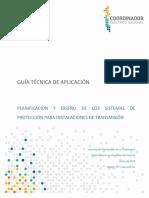 Guía Técnica Planif y Diseño Protección TX