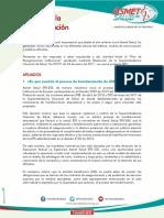 ABC Transformación Asmet Salud EPS SAS