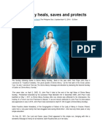 Divine Mercy heals, saves and protects.docx