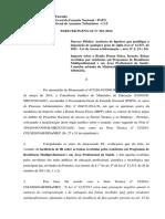 Parecer Do Ministacrio Da Fazenda- Isenassapso de Imposto de Renda