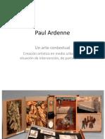Paul Ardenne-Arte Contextual]