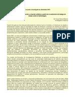 Socialización de investigación y creación artística a partir de la realización de trabajo de campo sobre el bullerengue. Inti Yuray Gómez 2015.pdf