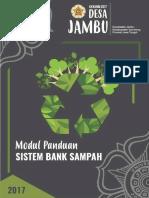 Modul Bank Sampah