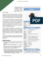 Cobaltita - Wikipedia, La Enciclopedia Libre