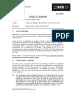 170-16 - Ampliación Del Plazo de Ejecución en Un Contrato de Obra