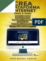 Creando Tu Plataforma en Internet Paso a Paso