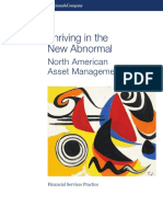 Thriving in the New Abnormal North American Asset Management