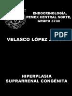 hiperplasia renal ongénita