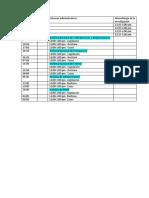 Sistemas Administrativos y Metodología de La Investigación