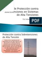 Medios de Protección Contra Sobretensiones en Sistemas De