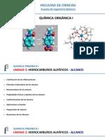 Quimica Organica I-unidad 2 Alcanos