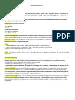 Tarea 1 - Definiciones - Gestion de Proyectos