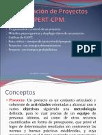 Planificacion Proyectos PERT CPM