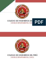 Aceptación de Muros TEM- CIP CUSCO