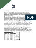 ACS BD Advanced Troubleshooting Guide