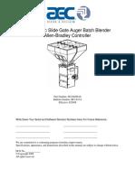 ACS BD Gravimetric Slide Blender a-B Controller SEPT2008