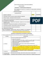Guía Tabla Periodica y Propiedades Periodicas