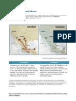 Federalismo y Centralismo