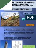 Clase i Introduccion Geotecnia