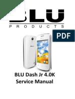 BLU Dash Jr 4.0K - Service Manual.pdf