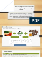 Rubber Seed Oil Thailand PPT