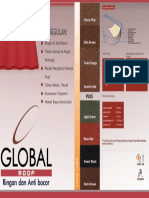 Global Stone - Brosur