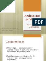 Análisis Del Producto Con Info de Capsulas