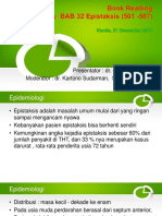Epistaksis - GPG