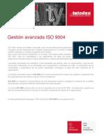 Presentacion Gestion Avanzada Iso 9004