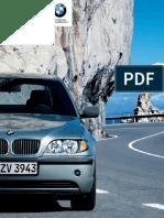 BMW US 3SeriesSedan 2005
